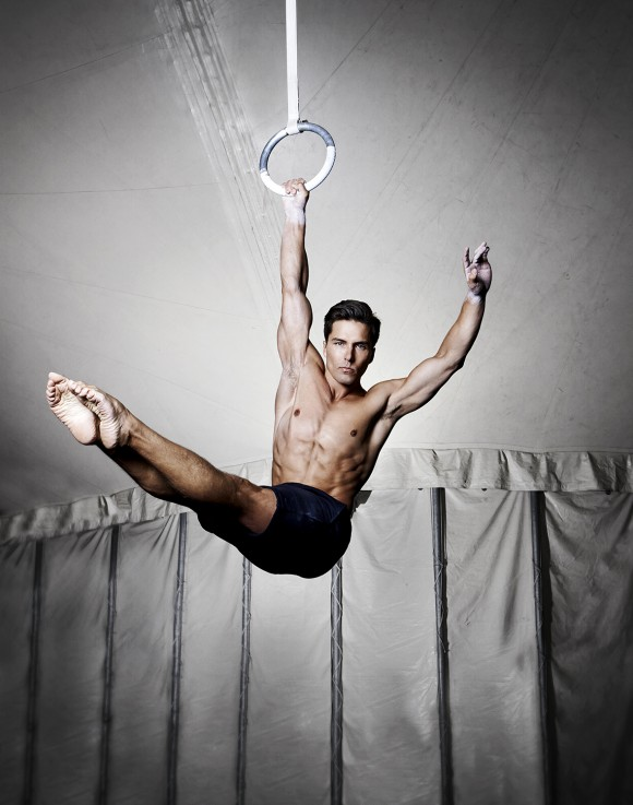 Olli Torkkel – Cirque Du Soleil