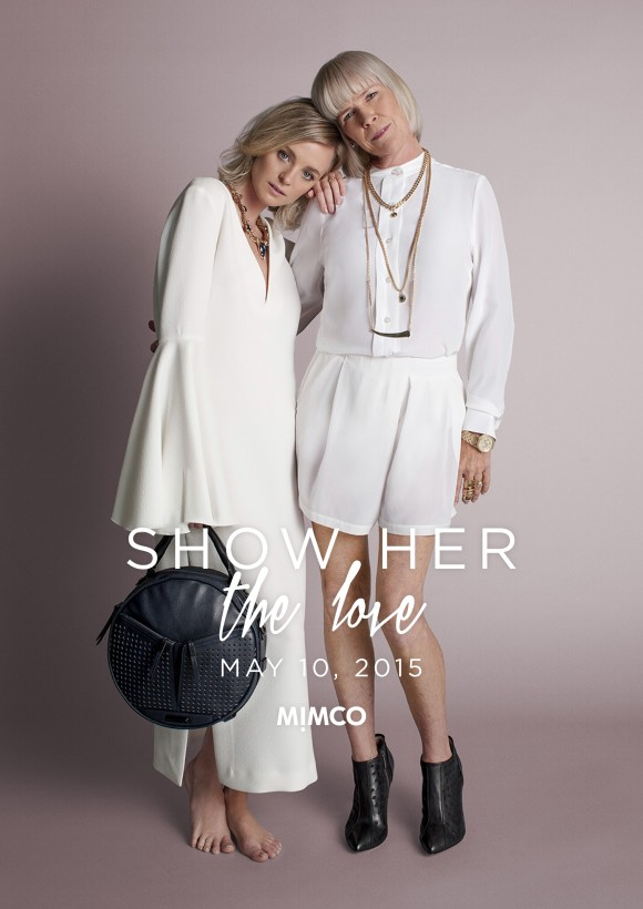 Mimco – Nadia Fairfax and Mum