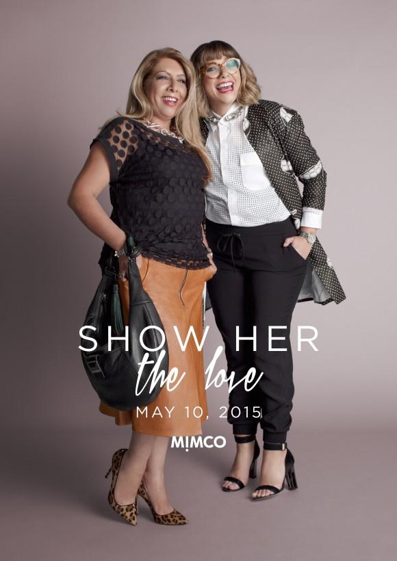 Mimco – Jess Scully & Mum